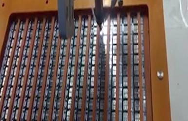 LED灯焊锡视频