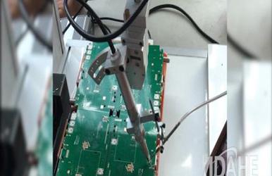 WIFI专用自动焊锡机视频