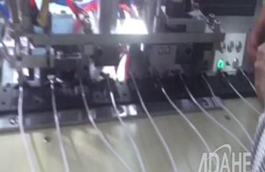 TYPE -C专用自动焊锡机视频