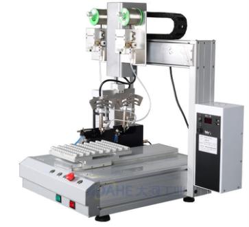 大河工业自动焊锡机安装说明